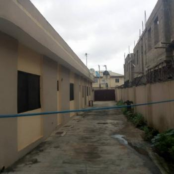 a Well Maintained Block of 6 Flats in a Bungalow Structure, New Oko-oba, Agege, Lagos, Block of Flats for Sale