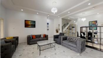 4 Bedroom Terrace House + a Room Bq, Forte Contempo Tunji Afolabi, Ado, Ajah, Lagos, Terraced Duplex for Sale