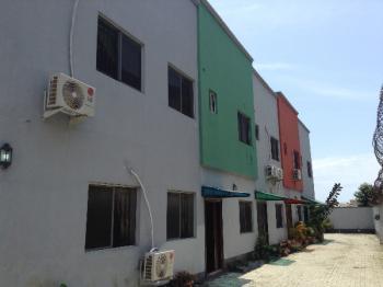 Luxury 2 Bedroom Town-house, 2 Ganiyu Enitan Street Opposite Orchid Hotel Eleganza, Chevy View Esta, Lekki, Lagos, Semi-detached Duplex for Rent
