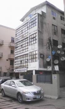 2 Wings of Office Space, Moloney Street, Obalende, Lagos Island, Lagos, Office Space for Sale