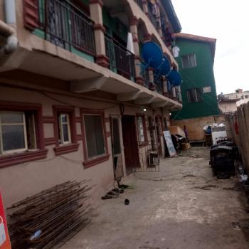 a Fairly Used and Spacious Ensuites 2 Bedroom Flat, in a Block of Flats, Upstairs, Front Flat, Fenced Round with Gate, Onipanu, Shomolu, Lagos, Flat for Rent
