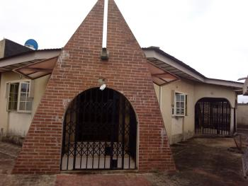 Well Built Large 5 Bedroom Bungalow All The Rooms Ensuite,  Lock Up Garage and Bq, Gloryland Estate Off Idimu Road Isheri Olofin, Idimu, Lagos, Detached Bungalow for Sale