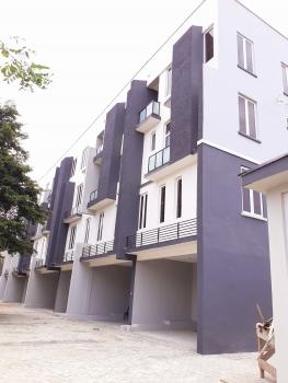 4 Bedroom Terraced Duplex with a Maids Room, Fitted Kitchen on 3 Floors, Good Road Network and Serene Environment, Oniru, Victoria Island (vi), Lagos, Terraced Duplex for Sale