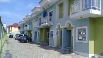 Lovely 4 Bedroom Terraced Duplex, Lekki Phase 1, Lekki, Lagos, Terraced Duplex for Rent