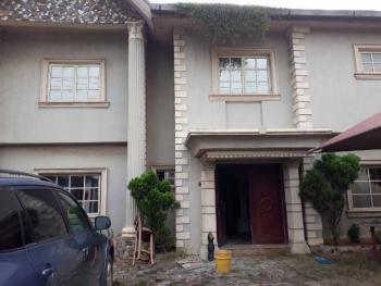 5 Bedroom Detached House with 2 Bedroom En Suit Flat Bq, Off Kafi Street, Alausa, Ikeja, Lagos, Detached Duplex for Sale