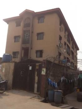 Block of 6 Units of 3 Bedroom Flat, Ojo Street, Bye Ojo Square (close to Tabade Pharmacy), Pako Bus Stop, Akoka, Yaba, Lagos, Block of Flats for Sale