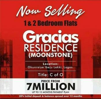 Gracias Residences, Okunraiye, Ibeju Lekki, Lagos, Block of Flats for Sale