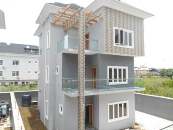 4 Bedroom Detached House with Bq & One Room Pent for Sale in Ilasan, Ilasan, Lekki, Lagos, Detached Duplex for Sale