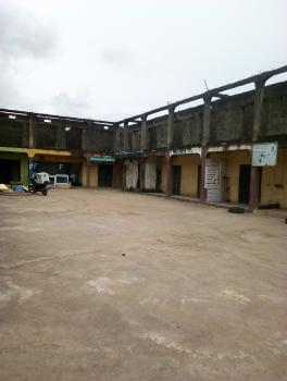 a Shopping Complex of 84 Shops on a Major Rd and Strategic Location, Lasu Iba Road By Akesan Junction, Alimosho, Lagos, Plaza / Complex / Mall for Sale