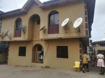 Beautiful 2 Bedroom Flat in a Very Quiet Environment with Good Packing Space, Off Total Filling Station, Oregun, Ikeja, Lagos, Flat for Rent
