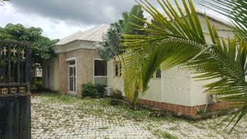 Well Finished Unoccupied 3 Bedrooms Bungalow with Space for Bq, District Off Airport Road, Kyami, Abuja, Detached Bungalow for Sale