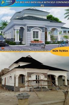 Amen Estate, Ibeju Lekki, Lagos, Terraced Duplex for Sale