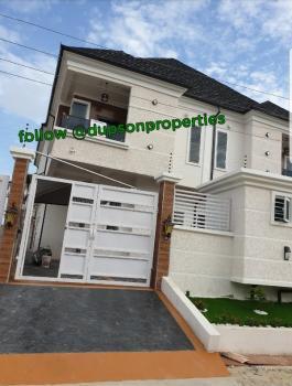 Luxury Spacious 4 Bedroom Semi Detached Duplex with Bq, Oral Estate, Lekki Expressway, Lekki, Lagos, Semi-detached Duplex for Sale