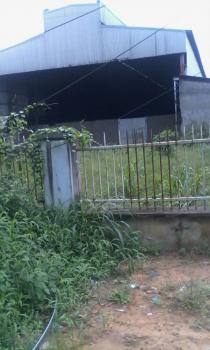 Fenced 70 Plots of Land with Massive Warehouse, Trans Amadi, Port Harcourt, Rivers, Industrial Land for Sale