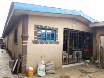 a Bungalow of 2 Bedroom Flat with Additional 6 Rooms Sitting, Alagbado, Ijaiye, Lagos, Detached Bungalow for Sale