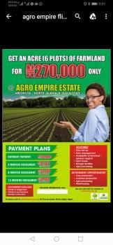 an Arce of Farm Land, Abeokuta South, Ogun, Factory for Sale