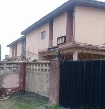 Well-built 7 Bedroom Detached Duplex Sitting on a Plot of Land with a Room Bq, Agbara, Ogun, Detached Duplex for Sale