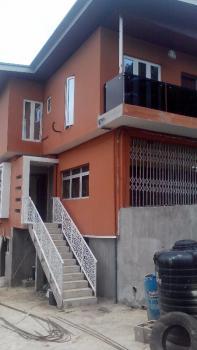 Newly Refurbished 4 Bedroom Semi Detached Duplex with B/q, Awuse Estate, Opebi, Ikeja, Lagos, Semi-detached Duplex for Rent