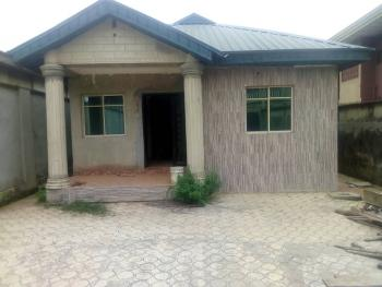Well Built 4 Bedroom Self Compound Bungalow at Akute for Cheap Price, Akute, Ifo, Ogun, House for Sale