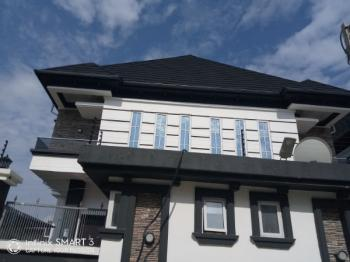 4 Bedroom Semi-detached Duplex with a Bq, Chevy View Estate, Lekki, Lagos, Semi-detached Duplex for Sale