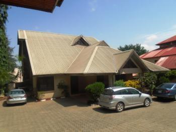 6 Bedroom Detached Duplex with 2 Room Bq, Ty Danjuma, Asokoro District, Abuja, Detached Bungalow for Rent
