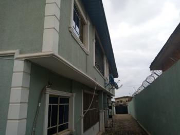Exquisite Block of 4 Nos 4 Bedroom Flat, Off Mobil Bus-stop, Oke Ira, Ogba, Ikeja, Lagos, Flat for Sale