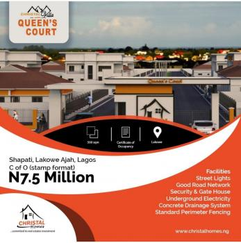 Queens Court Land Ajah, Shapati, Lakowe, Ajah, Lagos, Mixed-use Land for Sale