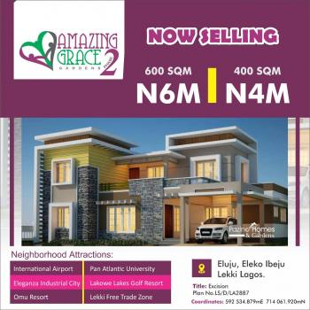 Amazing Grace Gardens Land, Eluju, Eleko Ibeju, Lekki, Lagos, Mixed-use Land for Sale