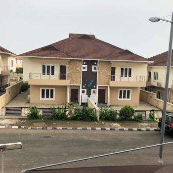 Beautiful 4 Bedroom Semi Detarched Duplex with Bq, Apo, Abuja, House for Sale