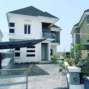 Executive 5 Bedroom Detached Duplex with Swimming Pool, Lekki County Homes, Ikota Villa Estate, Lekki, Lagos, Detached Duplex for Rent