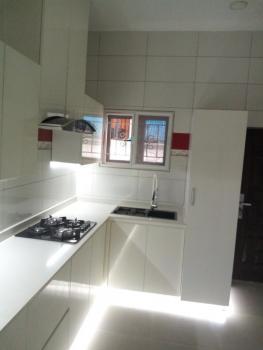 4 Bedroom Semi Detached Duplex with Bq, Behind Wuye Ultra Modern Market, Wuye, Abuja, Semi-detached Duplex for Rent