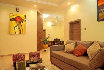 Tastefully Finished 3 Bedroom, 322 Close, Banana Island, Ikoyi, Lagos, Semi-detached Duplex Short Let