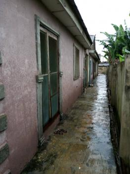 Awoof  Decent  3 Bedroom with Pop Ceiling Plus  2 Units of Mini Flat with 2 Tolets in a Serene Environment, Muinat Aberejo Street By Onimaba Estate, Igando, Ikotun, Lagos, Detached Bungalow for Sale
