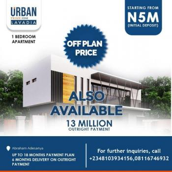 Urban Prime One Lavadia, Ogombo Road, Abraham Adesanya Estate, Ajah, Lagos, Mini Flat for Sale