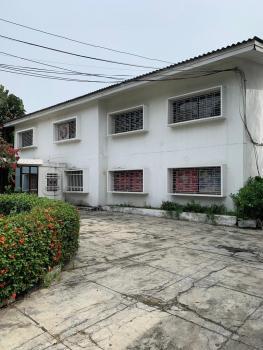 Big 10 Bedroom Detached House + Open Space Hall + 2 Room Bq, Festival Road, Victoria Island (vi), Lagos, Detached Duplex for Rent
