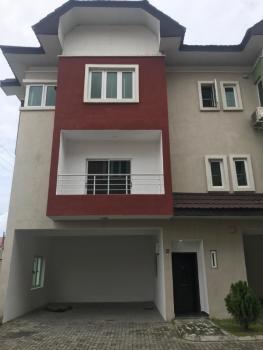 3 Bedroom Duplex and 2 Room Bq, Ikate Elegushi, Lekki, Lagos, Detached Duplex for Rent