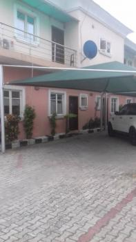 Self Serviced 4 Bedroom Terraced Duplex with 1 Room Bq, Chevy View Estate, Lekki, Lagos, Terraced Duplex for Rent