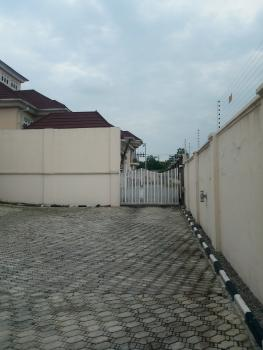 Serviced 4 Bedroom Duplex with Spacious One Room Bq, Close to Ecobank Bank, Jabi, Abuja, Semi-detached Duplex for Rent