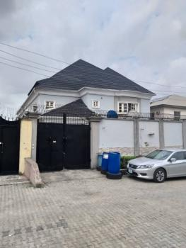 Deluxe 3 Bedroom, Ground Floor Just 2 Tenants in Compound., Medina Estate, Medina, Gbagada, Lagos, Flat for Rent