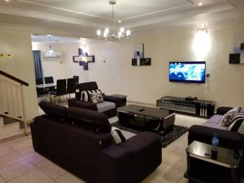 Maisonette 4 Bedroom Luxury Apartment, Off Bishop Oluwole, Victoria Island Extension, Victoria Island (vi), Lagos, Flat Short Let
