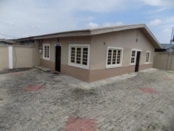Tastefully Finished 3 Bedroom Bungalow with Very Large Parking Space, Abraham Adesanya Estate, Ajah, Lagos, Semi-detached Bungalow for Rent