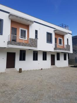 Bella Homes Phase 1 Is Exceptionally Finished Luxury Homes Located Close to The Toll Gate Axis at Chevron Lekki., Off Orchid Road, By Second Toll Gate, Chevron. Close Proximity to Lekki Phase One, Vgc, Orchid Hotel, Lekki Conservation Center and Many More Amazing Hug of Lagos, Lekki, Lagos, Terraced Duplex for Sale