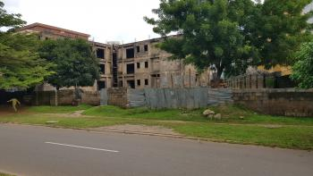 Uncompleted 4 Floor Office Complex, Mike Akhigbe Way, Jabi, Abuja, Plaza / Complex / Mall for Sale