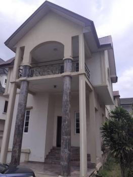 Massive 5 Bedroom Fully Detached Duplex with Bq, Lekki Phase 1, Lekki, Lagos, Detached Duplex for Sale