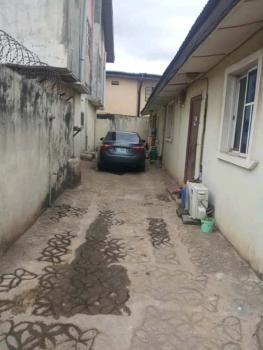 Bungalow of 2 Units of 2 Bedroom Flat on Half Plot, Ogba, Ikeja, Lagos, Detached Bungalow for Sale