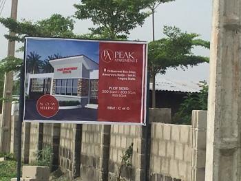 Serviced Plots of Land with C of O, Oribanwa Road, Oribanwa, Ibeju Lekki, Lagos, Residential Land for Sale