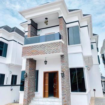 5 Bedroom Detached Duplex, By Second Toll Gate, Chevy View Estate, Lekki, Lagos, Detached Duplex for Sale
