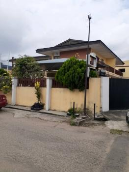 5 Bedroom Detached House with 2-room Guests Chalet at Ilupeju, Olowogbowo Street, Off Coker Road, Ilupeju, Lagos, Detached Duplex for Sale