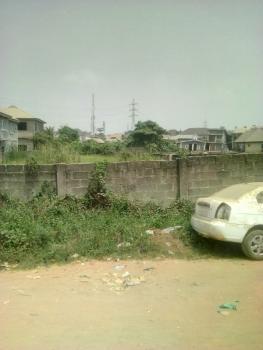 Plot of Land, Peace Estate, Soluyi, Gbagada, Lagos, Residential Land for Sale