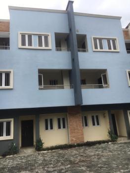 4 Bedroom Terraced Duplex, Chevron, Lekki, Lagos, Terraced Duplex for Rent